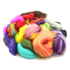 My new favourite place to buy my spinning yarn in bulk....great prices! (International shipping)