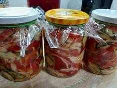 Naan, Mason Jars, Red Peppers, Mason Jar, Glass Jars, Jars