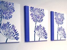 I love Aggies Glass Painting Designs, Paint Designs, Agapanthus, Allium, African Lily, Stencil Painting, Green Fabric, Green Backgrounds, Flower Decorations