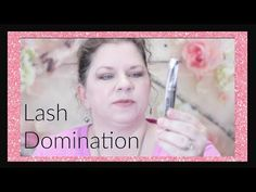 I'm on the hunt for the world's greatest mascara.  I tried Lash Domination.  See how it performs.