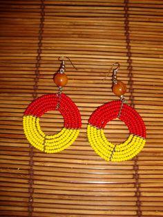 Masai Earrings Maasai