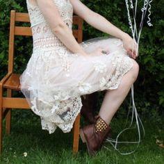 Alika black circle dress tatyana kotova
