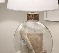 Glass Lamps Wine Corks And Corks On Pinterest
