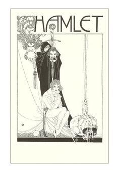 Hamlet, Aubrey Beardsley