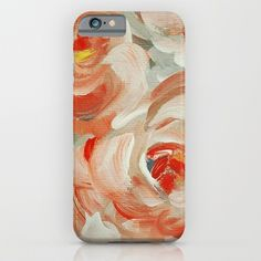 Flower Explosion iPhone cases