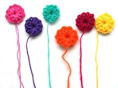 Gehaakte bloemen | ingthings