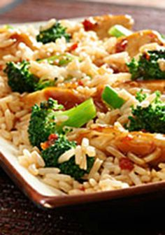 "Quick Chicken Teriyaki -- If the word ""quick"" caught your eye, stick around for the taste. In this healthy living recipe, traditional sweet-savory flavors deliver a chicken teriyaki you'll want to savor."
