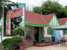 Chalet Motel, Custer SD