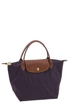 I hate how everyone has these bags, but they are the best, especially for Chicago rainy fall weather! Love the small size    Longchamp 'Le Pliage' Small Tote available at #Nordstrom
