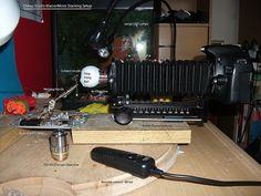 Cheap Macro/Micro Studio Stacking Photography Setup   Flickr