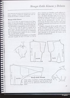 Japanese Sewing, Album, Sewing Hacks, Dressmaking, Diagram, Chart, Retro, Blog, Envelopes