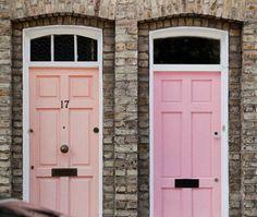 Sarah Hartill's roundup of ways to add pink.