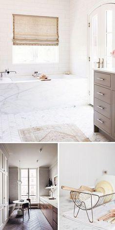 Soft modern interior design