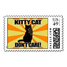 =>>Cheap          Kitty Cat Don't Care Postage Stamp           Kitty Cat Don't Care Postage Stamp Yes I can say you are on right site we just collected best shopping store that haveReview          Kitty Cat Don't Care Postage Stamp today easy to Shops & Purchase Online - transfe...Cleck Hot Deals >>> http://www.zazzle.com/kitty_cat_dont_care_postage_stamp-172795998986389737?rf=238627982471231924&zbar=1&tc=terrest