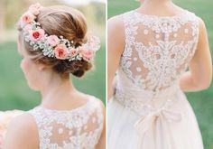 #coisinhasqueamamos: Coroa de flores |http://www.blogdocasamento.com.br/coisinhasqueamamos-coroa-de-flores/