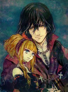 Märchen - Sound Horizon Force Of Evil, Anime Couples, Manga, Anime Art, Wattpad, Fantasy, Cartoon, Ideas Para, Artwork