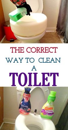 Diy Home Cleaning, Bathroom Cleaning Hacks, Household Cleaning Tips, Toilet Cleaning, Cleaning Recipes, House Cleaning Tips, Car Cleaning, Diy Cleaning Products, Cleaning Solutions
