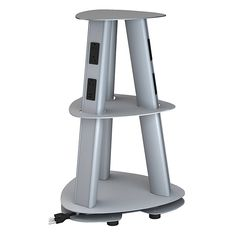 Durable, mobile and tamper-resistant | KI® Isle Charging Tower