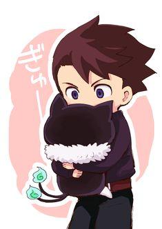 Japanese Yokai, Youkai Watch, Pokemon Sun, Sonic The Hedgehog, Video Game, Disney Characters, Fictional Characters, Minnie Mouse, Anime