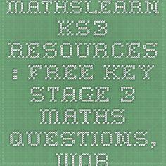 math worksheet : 1000 ideas about ks3 maths worksheets on pinterest : Ks3 Maths Worksheets Printable