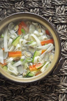 「アサリのカルクッス」のレシピ by ぐつぐつさん | 料理レシピブログサイト タベラッテ
