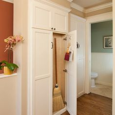 1000 Images About Broom Closet Ideas On Pinterest