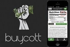 Want to Steer Clear of Monsanto? 'Buycott' App Shows You How....Read article first before you do anything...