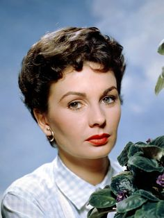 Jean Simmons - Jean Merilyn Simmons - 1929/2010 - Actrice Britannique - Hamlet/Désirée/Spartacus