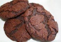 Chocolate Sugar Cookies (5 Points+)