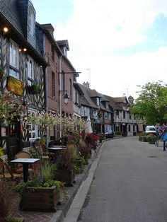 Beuvron En Auge.Normandy,France