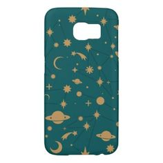 Artfodesign: Space Samsung Galaxy S6 Cases