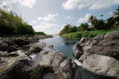 Bassin bleu, Haiti