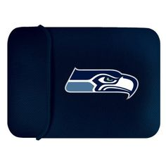 NFL Seattle Seahawks Laptop Sleeve by Team ProMark. $22.99