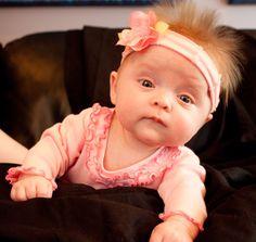 Baby Violet - 3mo.