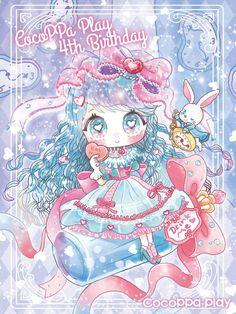 anime Illustrations van beste 12 afbeeldingen Shimaminami Kawaii tBSqwY0x