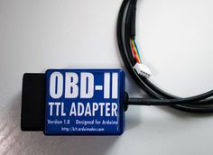 Freematics OBD-II Adapter for Arduino | ArduinoDev.com