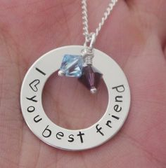Birthday Gifts for Best Friends, Gifts for Best Friends, Gifts for Bestfriends, Best Friend Necklace, Best Friend Jewelry, Best Friend Gift
