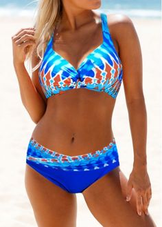 0999da189ef70 Laser Cut Mid Waist Swimwear Pantskirt | modlily.com - USD $26.22