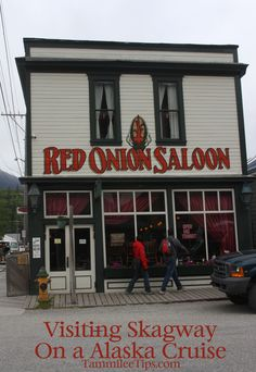 Blog post at Tammilee Tips : Visiting Skagway on a Alaska Cruise is a fantastic day in port. There is a lot to see and do in Skagway and outside of town!    Skagwa[..]