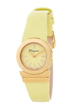 Image of Salvatore Ferragamo Women's Swiss Quartz Watch