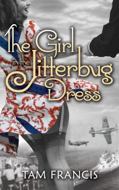 The Girl In The Jitterbug Dress book cover