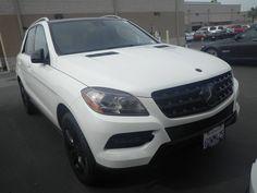 2012 Mercedes-Benz ML350 in Los Angeles, CA- 11572132 at carmax.com
