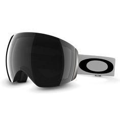 36d3afbe42 Oakley Flight Deck Goggle Light Grey Black Dark Grey Oakley Gascan