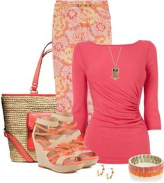 """Bring on the May Flowers"" by maggie-jackson-carvalho ❤ liked on Polyvore"