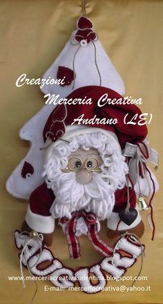 MERCERIA CREATIVA SALENTINA - ATELIER TONIA: NATALE 2014