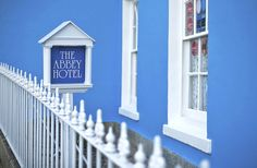 The Abbey Hotel Penzance, Cornwall