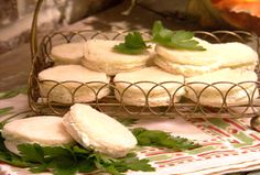 Cucumber Sandwiches/Benedictine Sandwiches