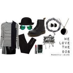 """""""We love the 90s"""" by rebecca-jeane on Polyvore"""