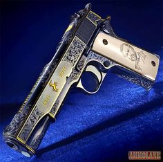Colt Model 1911 - Master Engraved Anniversary Edition