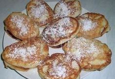 Czech Recipes, Pretzel Bites, French Toast, Cheesecake, Food And Drink, Bread, Breakfast, Fitness, Gifts